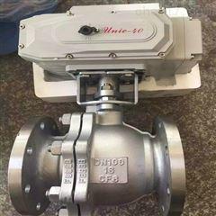 Q941H-16P-100电动硬密封球阀