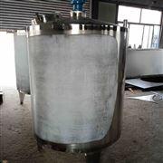 厂家直销 低价出售二手不锈钢搅拌罐