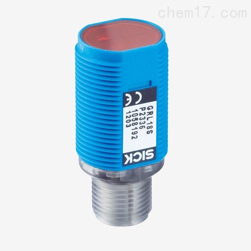 德国SIKC圆柱形光电传感器