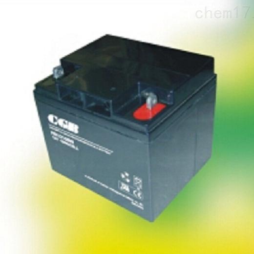 CGB长光蓄电池HR12150W含税运