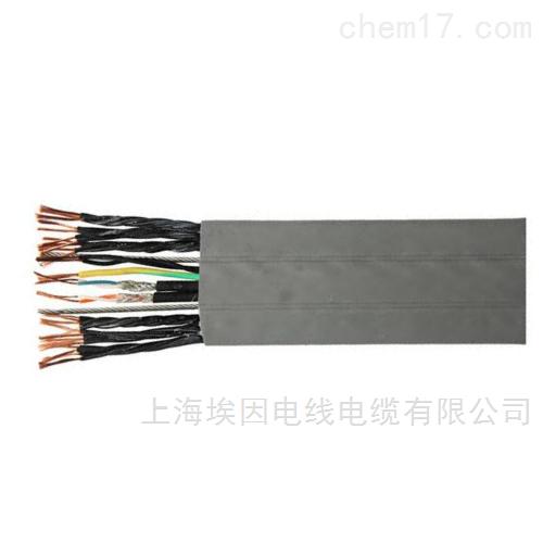 PVC绝缘及护套多芯抗拉柔性扁电缆
