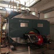 转让二手4吨天然气蒸汽锅炉