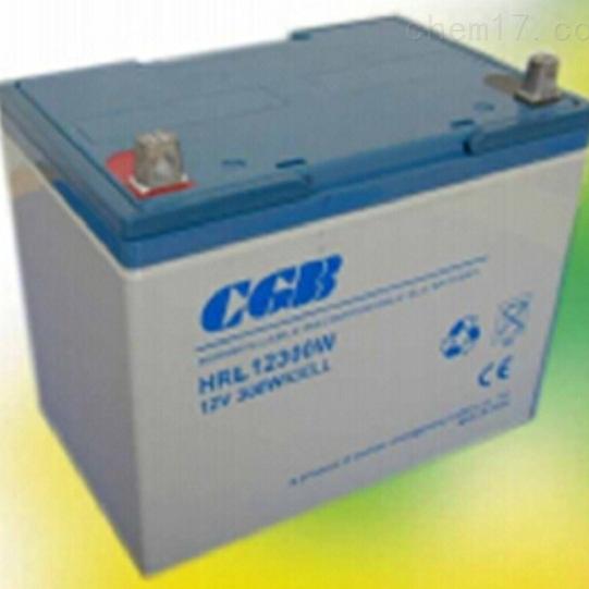 CGB长光蓄电池HRL12300W现货