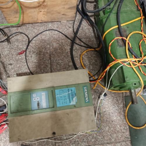 西门子变频器直流欠压的故障维修中心