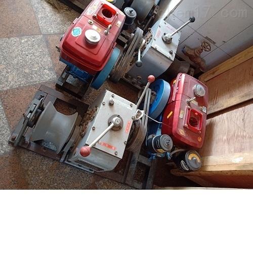 承装修试机动绞磨机50KN供应