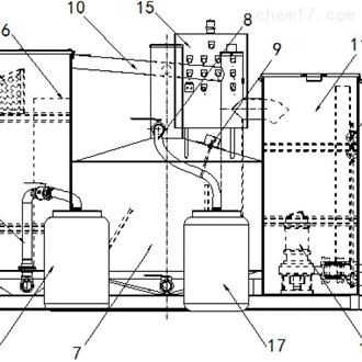 液压式全自动隔油器提升一体化