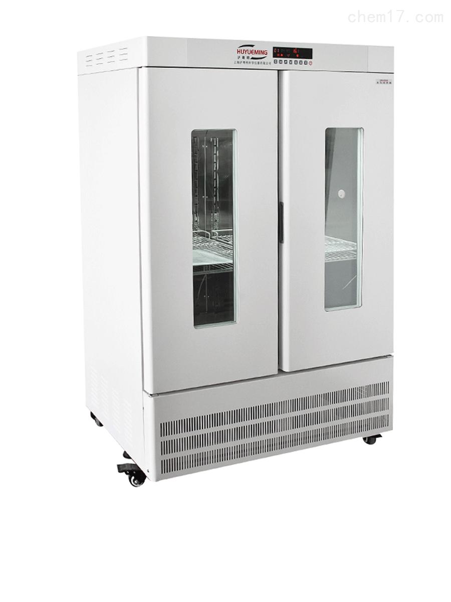 滬粵明HYM-500立式生化培養箱500L生化箱