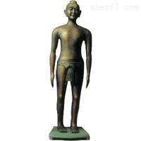 仿古针灸铜人 高166cm|中医专科训练模型