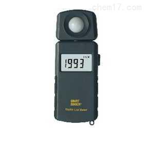 AR813手持数字照度仪 便携式光亮度数检测仪