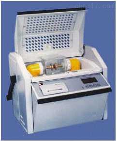 便携式全自动绝缘油耐压试验仪