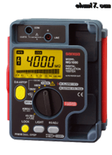 MG1000日本三和絕緣電阻測試儀表(兆歐表)