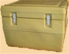 50升疫苗运输冷藏箱 耐磨耐压耐腐蚀运输冷藏箱 防污染运输冷藏箱