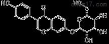 大豆苷 552-66-9 Daidzin 分析标准品对照品 货号P0004