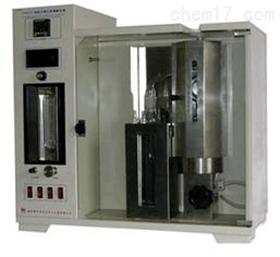 高真空减压蒸馏测定仪 高真空减压蒸馏分析仪 减压蒸馏测试仪