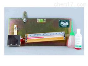 斜管微压计 气体正负压力测量仪 气体压差计 压力测量仪
