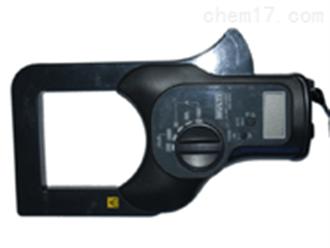 日本万用MCL-800D大口径钳形漏电电流表