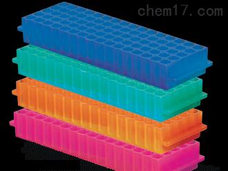 80孔荧光贮存架1.5ml/2.0ml