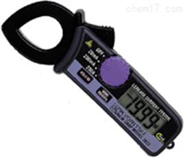 DL21-2431数字式泄漏电流钳型表 交流电流泄漏电流钳型仪表 漏电钳表