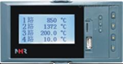 NHR-7100R液晶汉显控制仪/无纸记录仪NHR-7104R-B-X-A-4/1P/U
