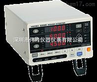 日本日置HIOKI 3333 单相功率计/HIOKI3333-01单相电力计