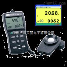 TES-1339R臺灣泰仕TES-1339R專業照度計