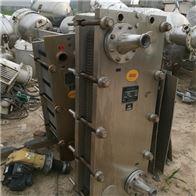 二手304不锈钢换热器200平方直销价格