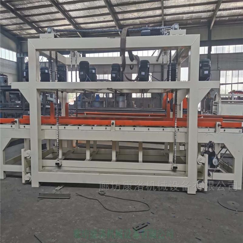 免拆模水泥建筑板成型设备日常护理