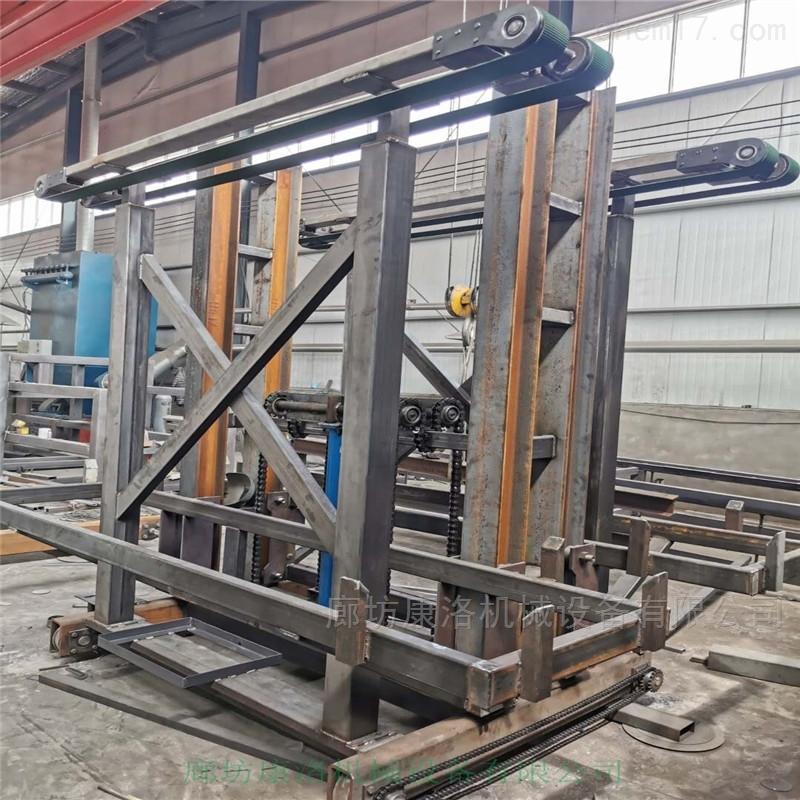 免拆机制水泥板设备建筑板生产流水线