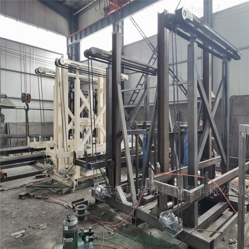 现浇筑免拆模复合板设备厂家生产设备