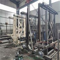KL-57FS免拆一体板生产线设备设置