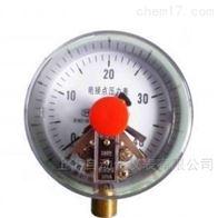 磁助电接点压力表,YXC-100