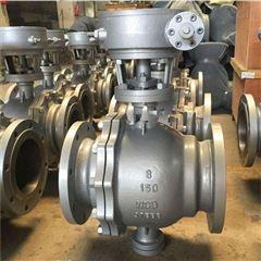 Q347H-150LB-200美标碳钢固定式球阀