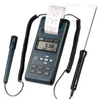 TES-1362 列表式温湿度计中国台湾泰仕TES-1362 列表式温湿度计
