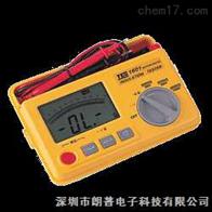 TES-1601数字式自动换文件绝缘测试器中国台湾泰仕TES-1601数字式自动换文件绝缘测试器