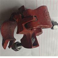 脚手架钢管十字连接直角扣件