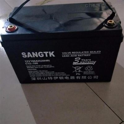 C12-100伊顿蓄电池C12-100 12V100AH UPS专用