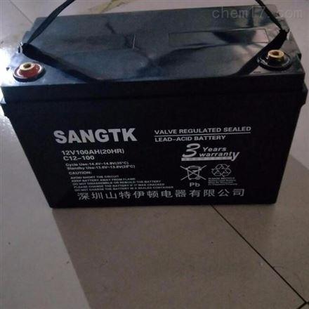 伊顿蓄电池C12-100 12V100AH UPS