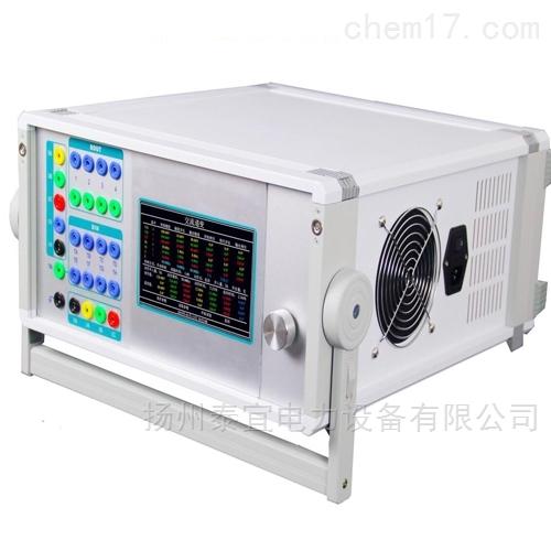 五级电力承试资质标准微机继电保护测试仪