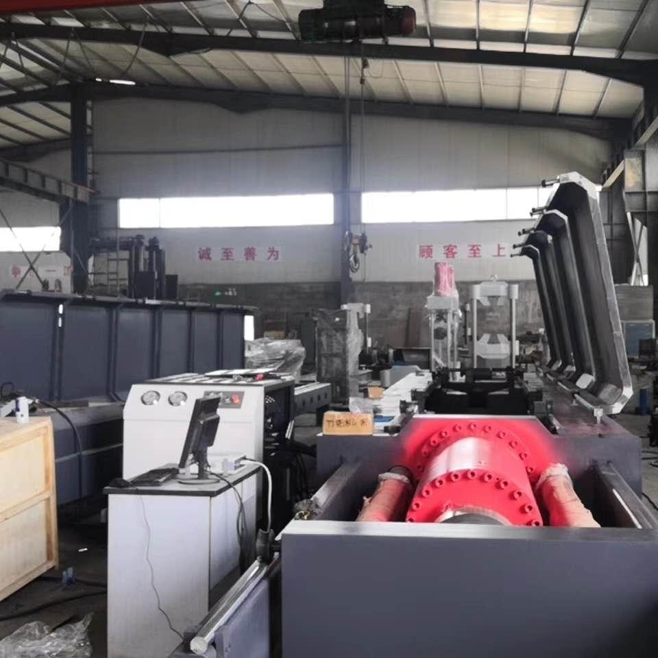 电液伺服构件疲劳试验机