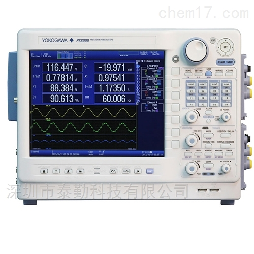 YOKOGAWA横河PX8000示波功率仪