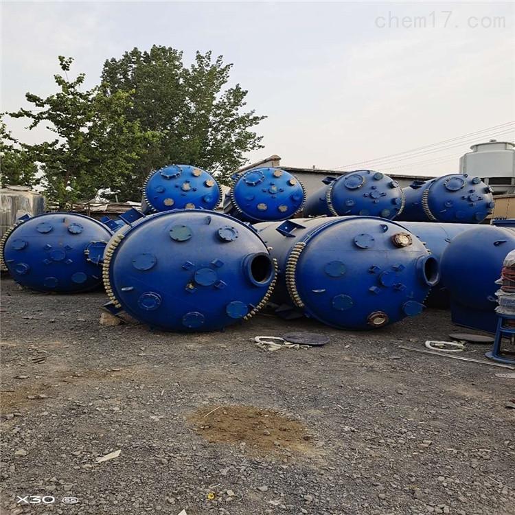 常年供应二手不锈钢反应釜应用食品医药染料