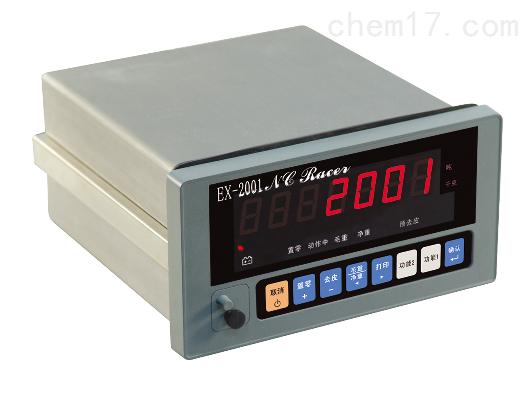 英展EX-2001NC Racer称重控制仪表