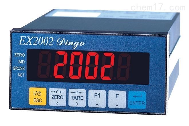 英展EX2002 Dingo称重控制仪表