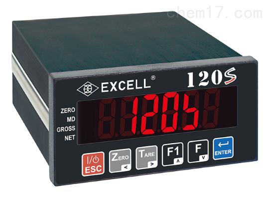 EXCELL英展120S自动控制显示器仪表