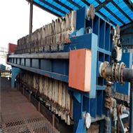 2000型号供应隔膜压滤机具有压榨压力高、耐腐蚀好