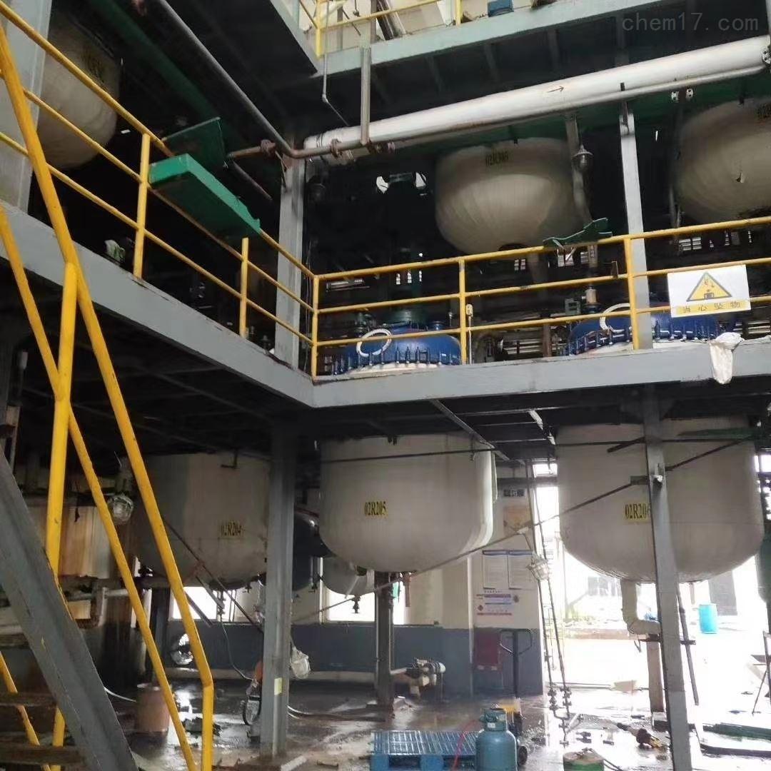 全国回收二手搪瓷反应釜化工设备