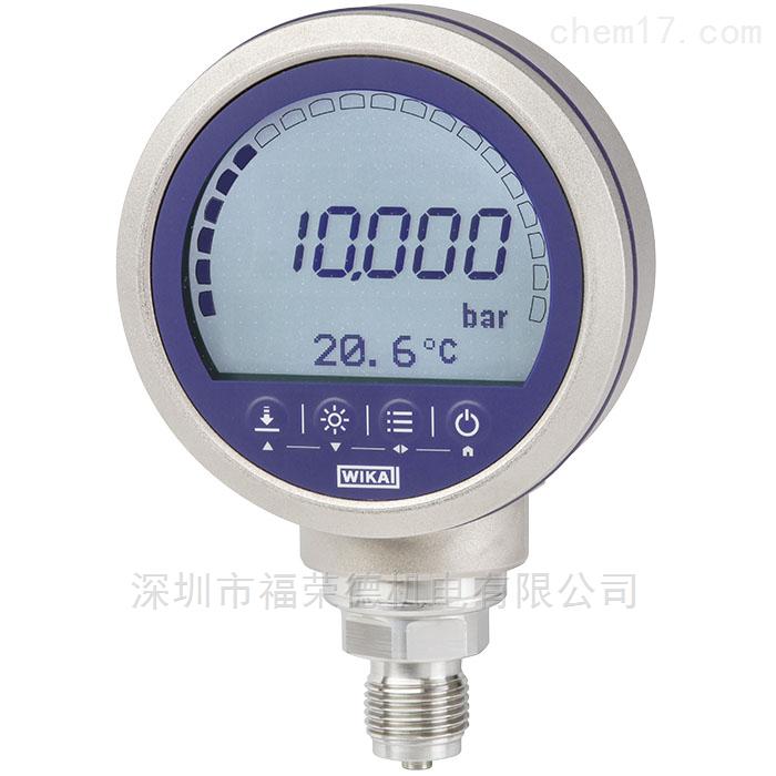 WIKA现货精密型高精度数字压力表CPG1500