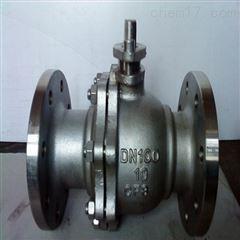 Q41F-10O-100不锈钢软密封球阀