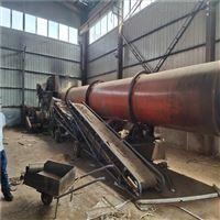时产20吨二手河沙烘干机价格