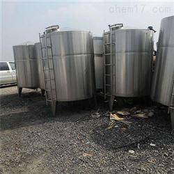 不锈钢10吨储罐回收常年购销
